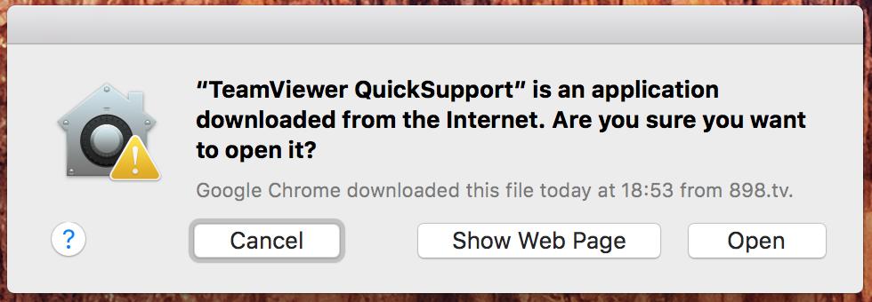 Mac Open