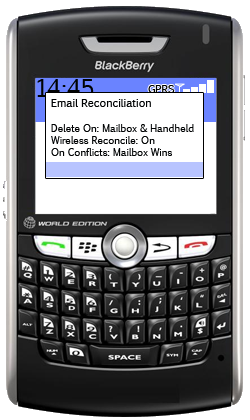 blackberry reconcile 3