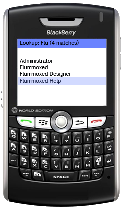 blackberry  match