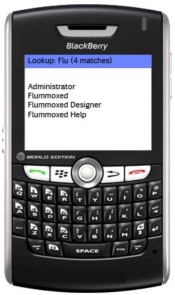 blackberry matches