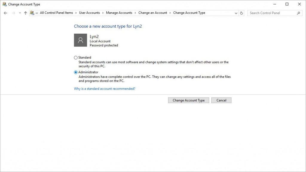 Windows 10 Start Menu Error - Step 9