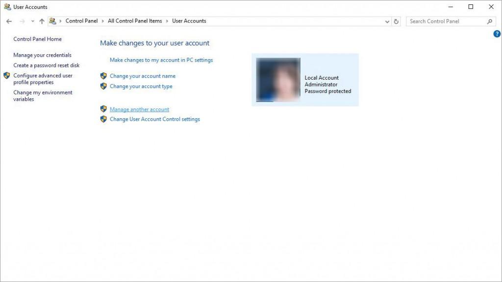 Windows 10 Start Menu Error - Step 7